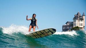 Cours d'anglais et de surf sur le BAB (Bayonne, Anglet, Biarritz)