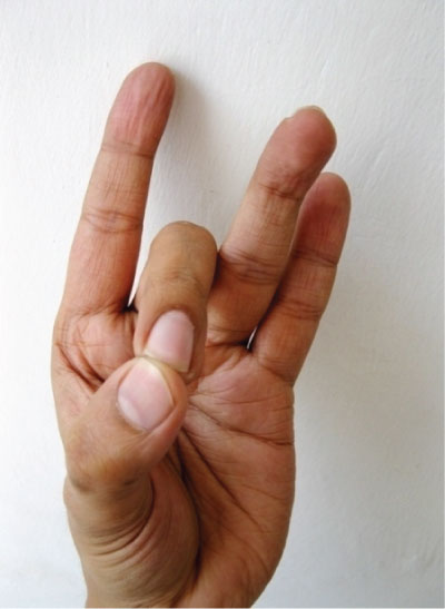 Mudra Holding Your Hand In This Position Does Something Incredible For Your Body -Here's How 3