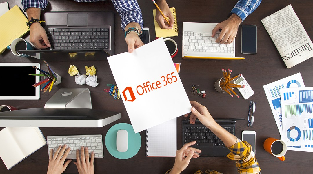Have you moved your business to Office365 yet? Here are the top 5 reasons you should.