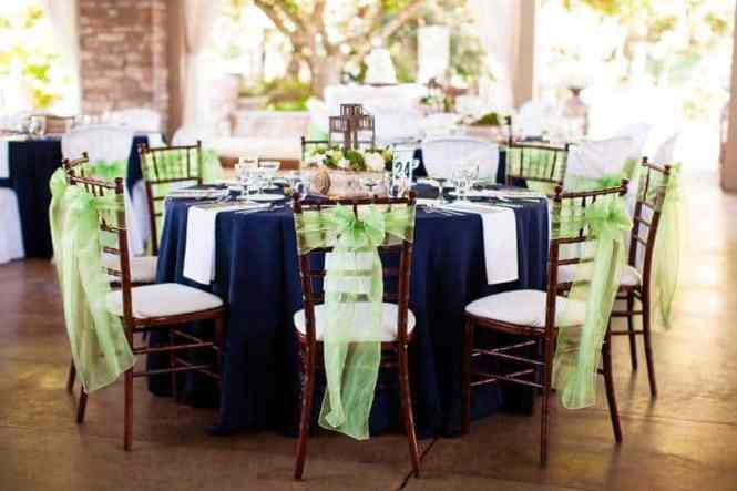 Hot Wedding Colors For Spring Summer 2016 Lime And Navy