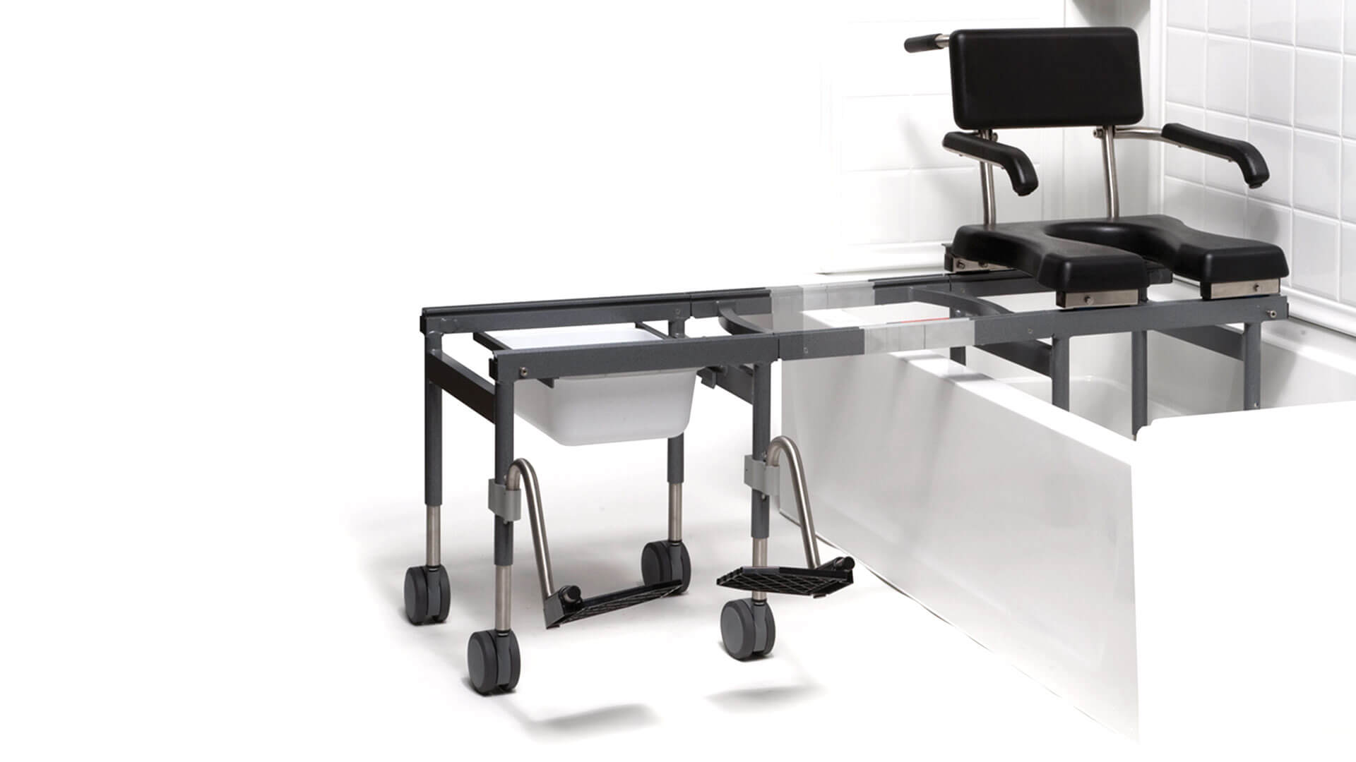 Versa Bath Transfer and Commode  Inspired by Drive