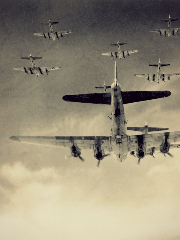 B-17 Group Formation