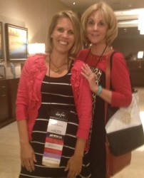 candace calvert and me