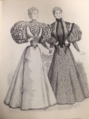 1890s Fashion 1