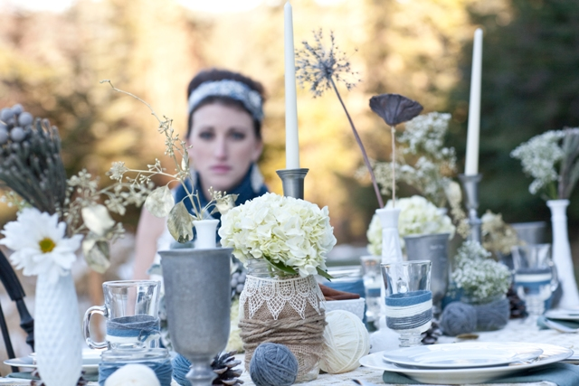 Inspiration  Vintage Metal  Ultrapom wedding and event