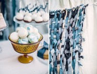 Melody Brandon's Blue Jeans Baby Shower - Inspired By This