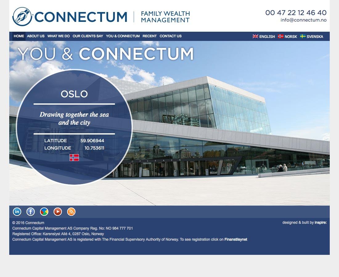 Websites_Connectum