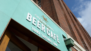 Greene King – Beer Café