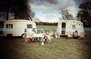Glamping, boutique camping, Inspired Camping, Cool Camping Campsite