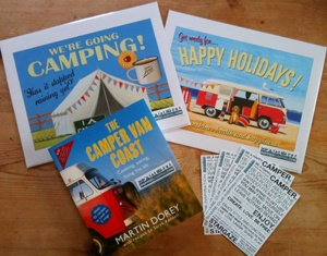Camping giveaway with Inspired Camping