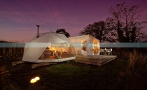 Amazing Spaces Ekopod with Canopy and Stars