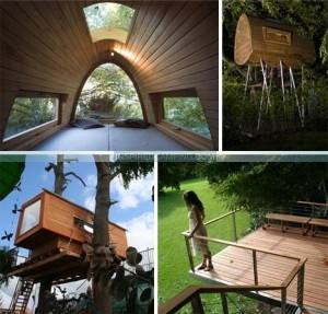 treehouse camping