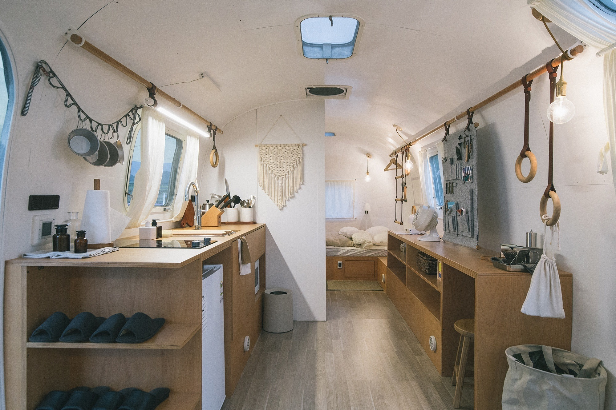 glamping business style