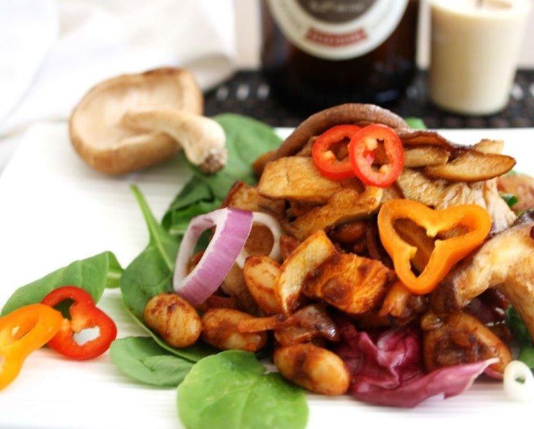 toasted paprika bean salad_blog