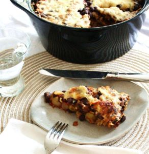 Mexican Black Bean Casserole_1