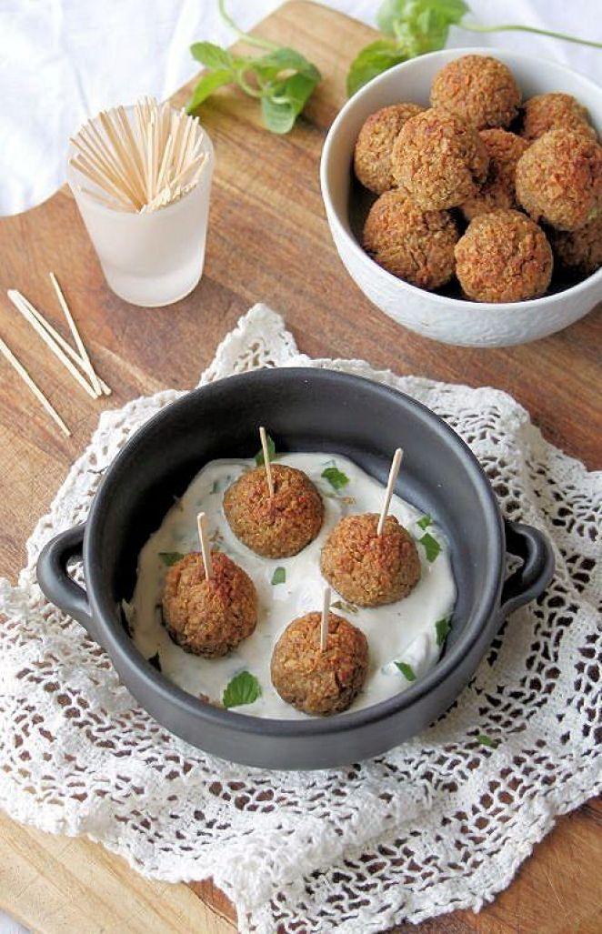 Quinoa Pecan Appetizer Balls