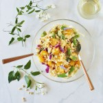 Tangy Delicious Summer Slaw with Chile-Lime Vinaigrette