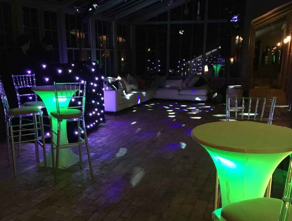 Lighting & Audio Production for Corporate Events