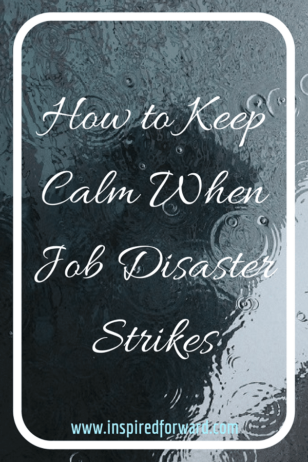 Job Disaster Pinterest