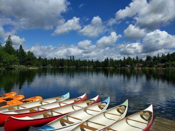 week twenty-two camp boats