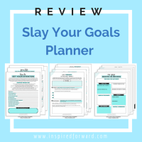 Slay Your Goals Planner Review