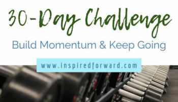 What builds a habit? Consistent, intentional, daily action. For June's 30-day challenge, I'm doing something active every day: Daily Fit.