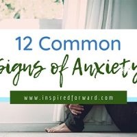 12 Common Signs of Anxiety to Watch Out For