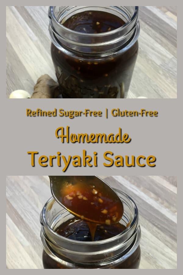 Homemade Teriyaki Sauce Pinterest mage