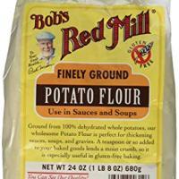 Bobs Red Mill Flour Gluten Free Potato, 24 Oz, Pack of 1