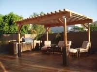 Backyard Barbecue Areas