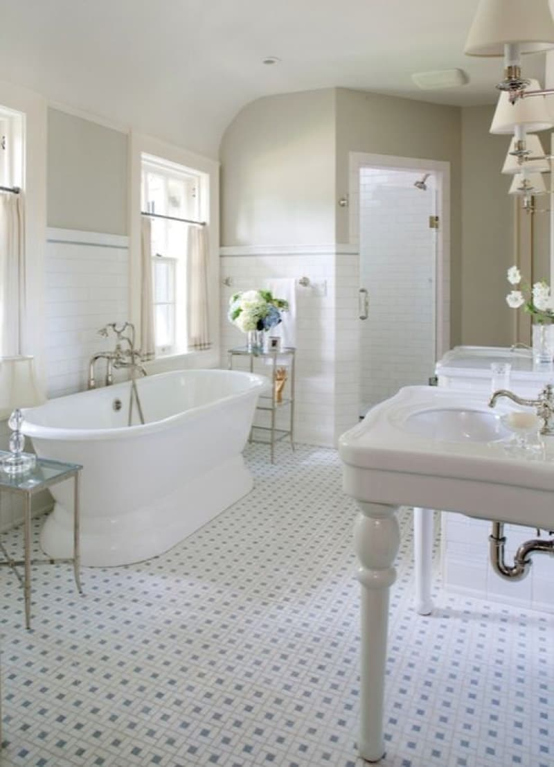 15 Beautiful Bathroom Design Styles