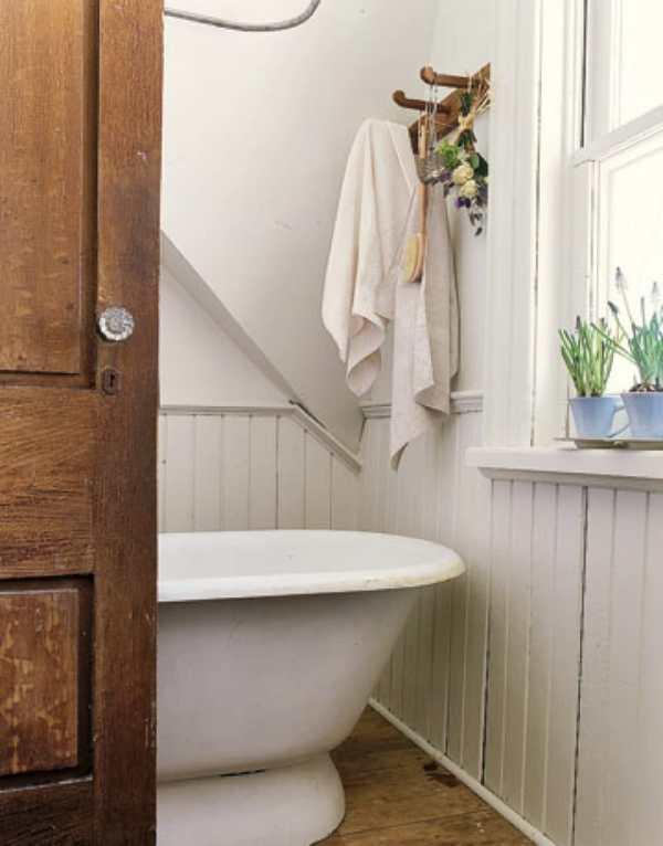 Rustic Country Bathroom Ideas