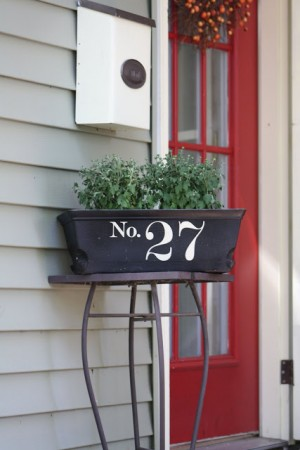10 Creative House Number Ideas Inspired Home Style