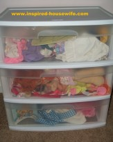 Kid's Room Organizing
