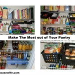 Spring Cleaning Challenge – Pantry Organizing