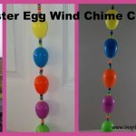 Easter Egg Wind Chime Craft