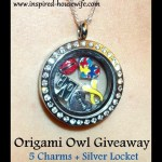 Personalized Jewelry by Origami Owl {Giveaway}