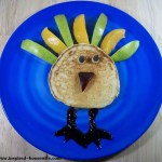 Thanksgiving Kids Breakfast and Lunch Ideas Tutorial