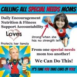 Time to Take Care of You – Special Needs Mom Support!