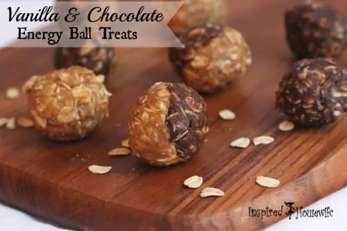 Valentine's Day Energy Ball Treats