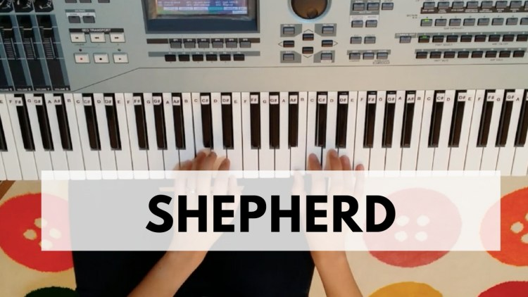 Chords & Lyrics – Page 3 – Inspired Keys with Sandra Chen