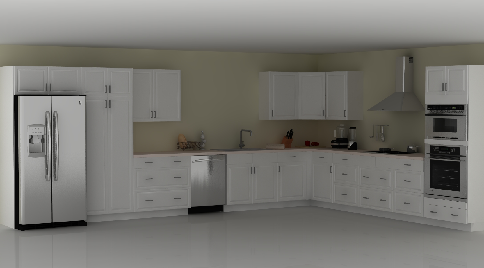 IKEA Kitchen Designer Tips Pros And Cons Of An L Shaped Layout