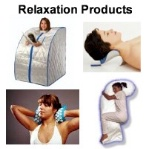 Relaxation Products and Far Infrared Portable Personal Sauna