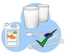Elininate Aquarium Chemicals in Aquariums and Fish Tanks