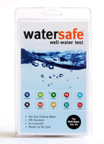 Watersafe Well Water Test Kit image