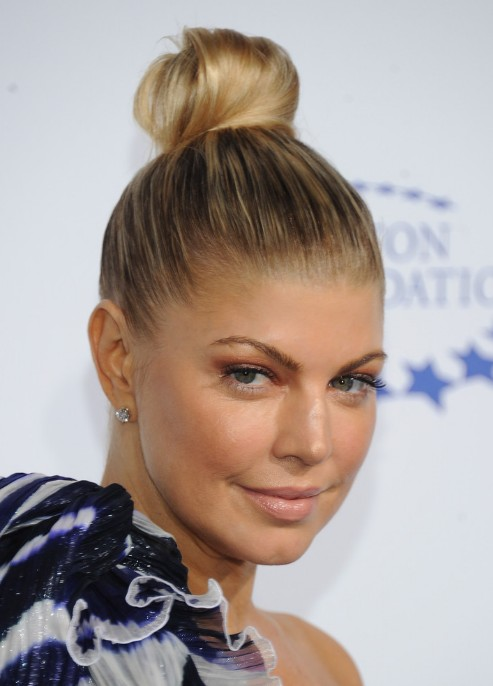 The Hottest Top Knot Hairstyles For 2016