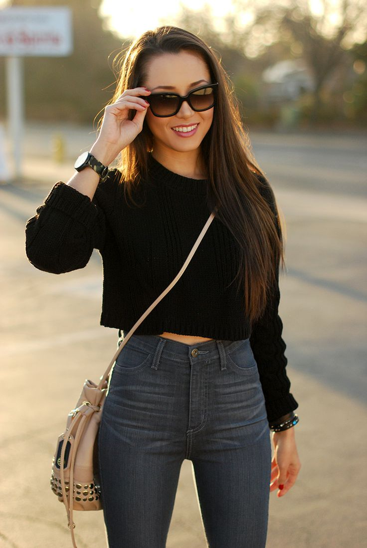 Skater Girl Wallpaper 31 Awesome Crop Top Outfits Ideas