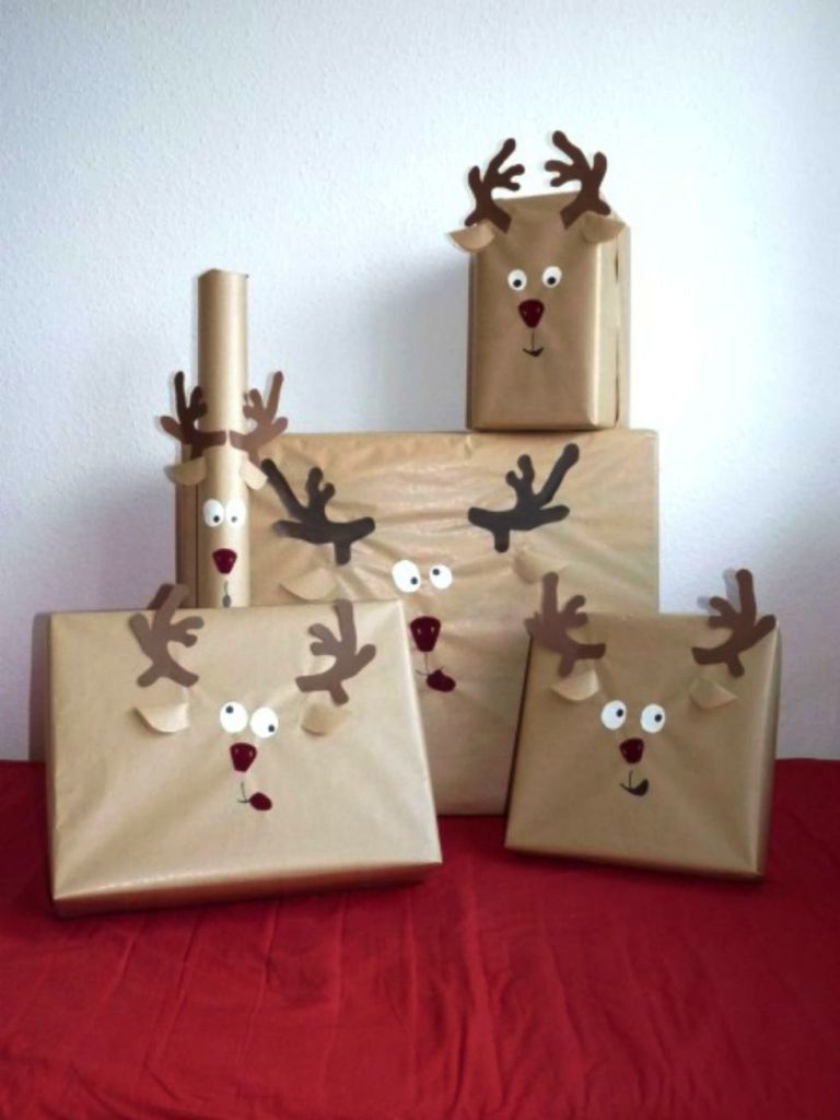30 Gift Wrapping Ideas For Christmas Inspired Luv