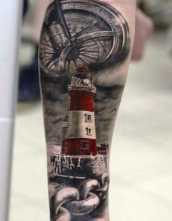 Cute Nautical Wallpaper 20 Stunning Lighthouse Tattoo Ideas 183 Inspired Luv