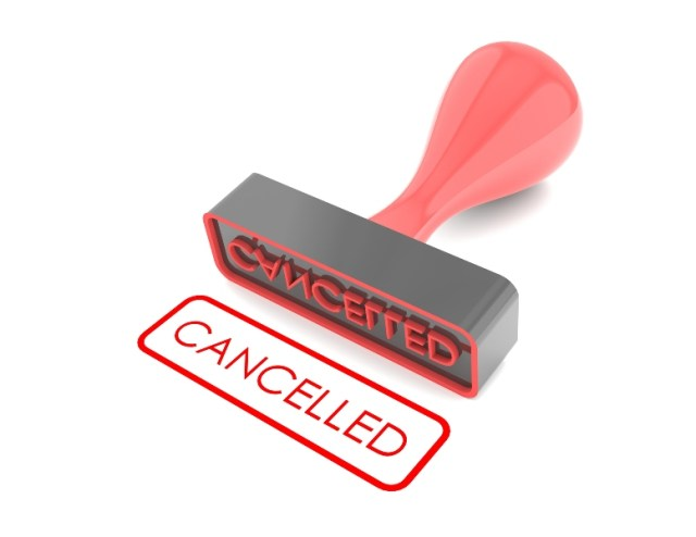 Check on Cancellation Policies